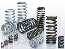 Custom Compression Springs Diamond Wire Spring